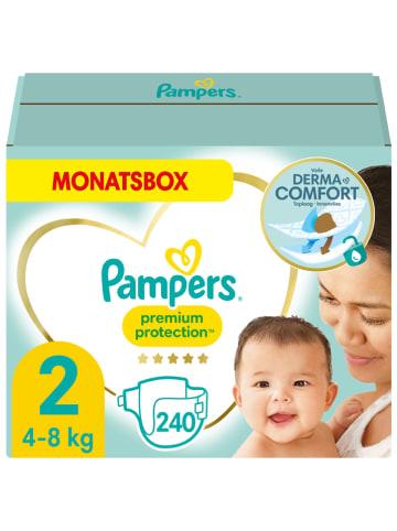 "Pampers Monatspackung Windeln ""Premium Protection"", Gr. 2, 4-8 kg (240 Stück)"