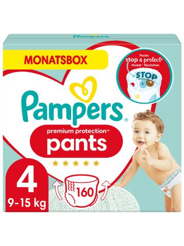 "Pampers Pieluszki (160 szt.) ""Premium Protection Pants"" - rozmiar 4, 9-15 kg"