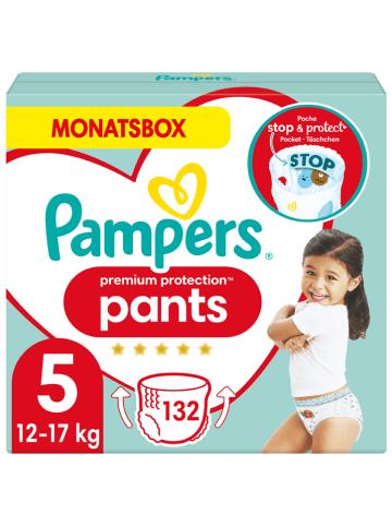 """Pampers Maandpak luiers """"Premium Protection Pants"""", gr. 5, 12-17 kg (132 stuks)"""