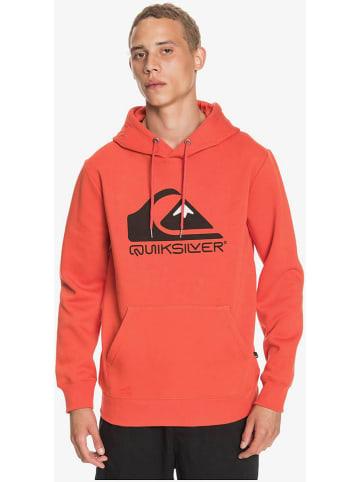 """Quicksilver Sweatshirt """"Square Me Up"""" in Orange"""