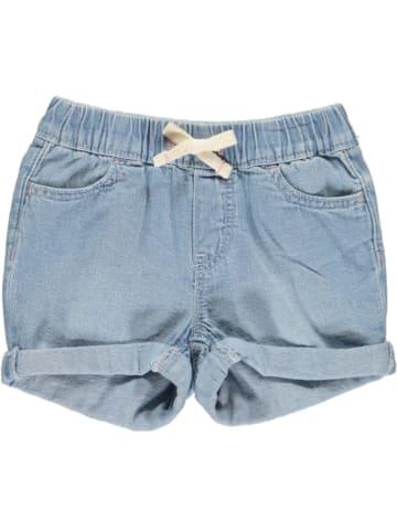 GAP Szorty dżinsowe w kolorze błękitnym