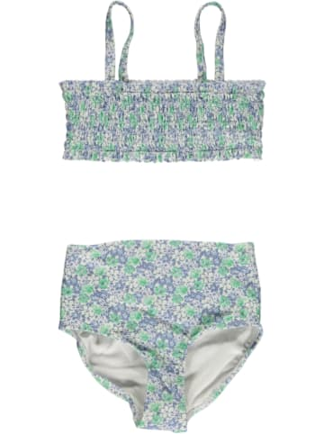 GAP Bikini in Blau/ Grün