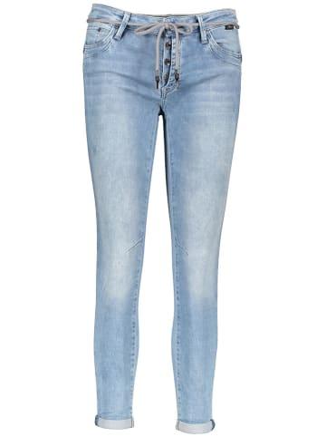 """MAVI Spijkerbroek """"Lexy"""" - super skinny fit - lichtblauw"""