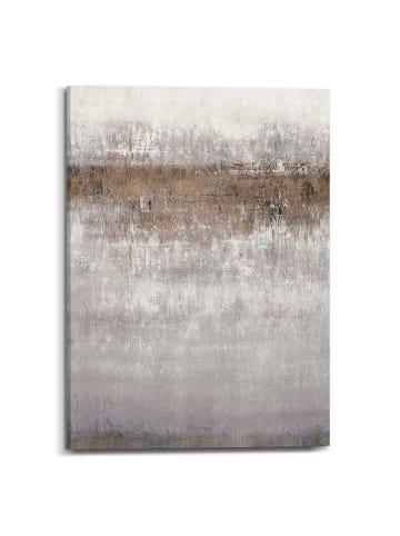 "Orangewallz Leinwanddruck ""Abstract Nature"" - (B)50 x (H)70 cm"