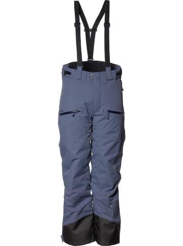 """Isbjörn Spodnie narciarskie """"Offpist"""" w kolorze granatowym"""