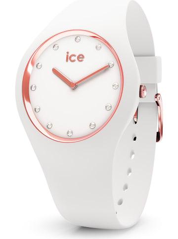 """Ice Watch Quarzuhr """"Cosmos"""" in Weiß/ Roségold"""