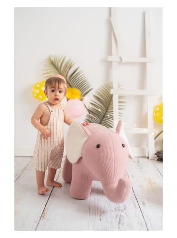 "Crochetts Häkeltier ""Maxi Elefant"" - (H)48 cm - ab Geburt"
