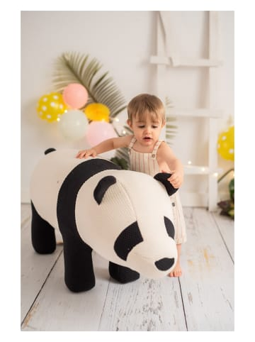 "Crochetts Häkeltier ""Maxi Panda"" - (H)50 cm - ab Geburt"