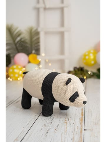 "Crochetts Häkeltier ""Mini Panda"" - (H)23 cm - ab Geburt"
