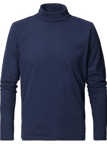 Petrol Industries Koszulka w kolorze granatowym