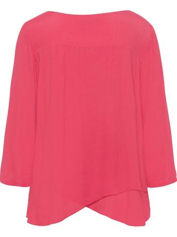 More & More Bluzka w kolorze fuksji