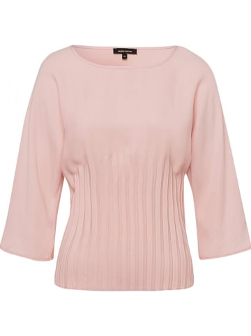 More & More Bluse in Rosa