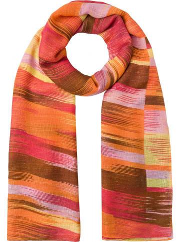 More & More Sjaal meerkleurig