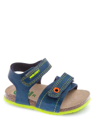 Pablosky Sandały w kolorze granatowym
