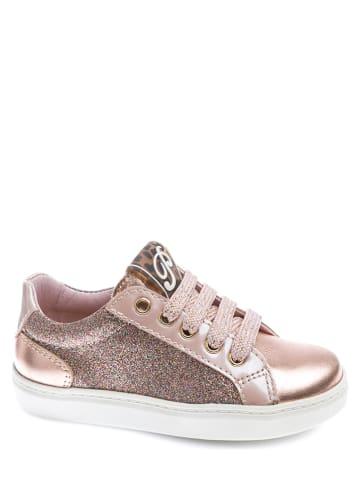 Pablosky Leren sneakers rosé