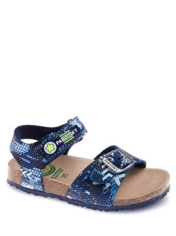 Pablosky Sandalen donkerblauw
