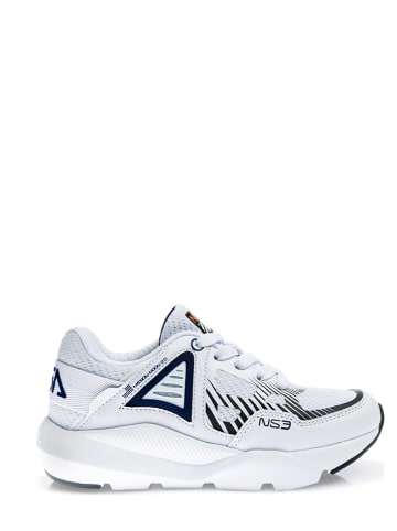 Nasa Sneakers wit