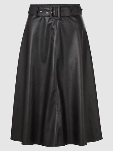 Rich & Royal Spódnica w kolorze czarnym