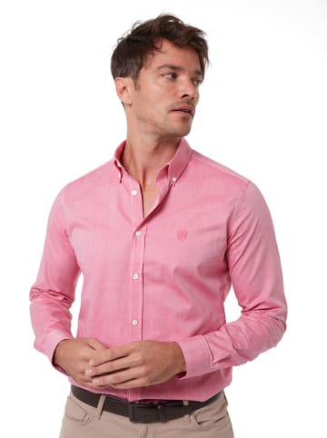 JIMMY SANDERS Koszula w kolorze różowym