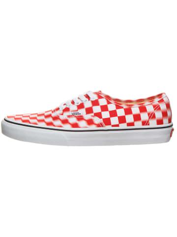 """Vans Sneakersy """"Athentic"""" w kolorze czerwonym"""