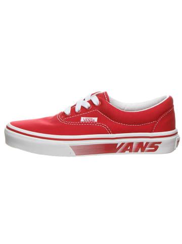 """Vans Sneakers Era """" rood"""