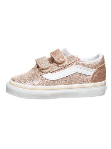 """Vans Sneakers """"Old Skool V """" lichtroze"""