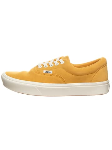 "Vans Leder-Sneakers ""Comfycush Era"" in Gold"