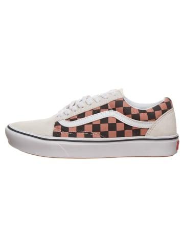 """Vans Sneakers """"Comfycush Old Sko """" wit/meerkleurig"""