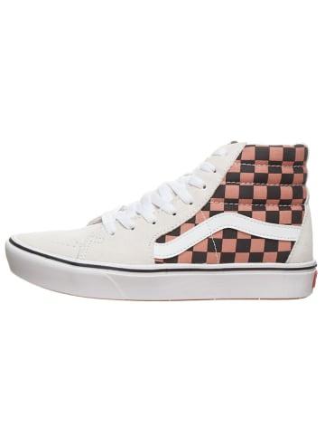 """Vans Sneakers """"Comfycush Sk8-Hi """" wit/meerkleurig"""