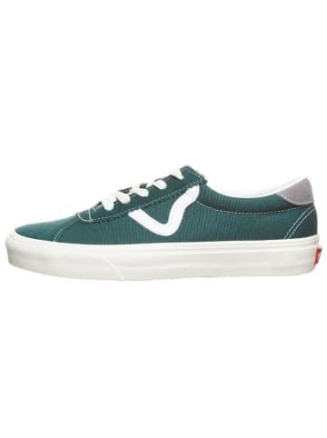 """Vans Sneakersy """"Vans Sport"""" w kolorze zielonym"""