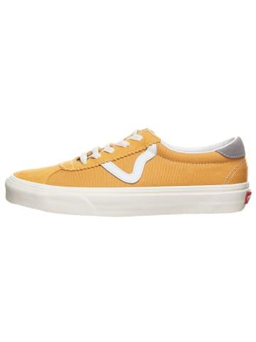 "Vans Sneakers ""Vans Sport"" geel"