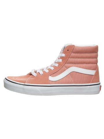 """Vans Sneakers """"Sk8-Hi """" lichtroze"""
