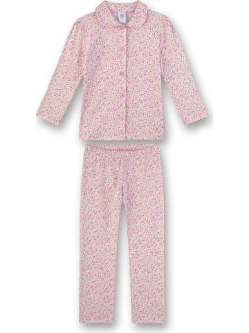 Sanetta Pyjama lichtroze/meerkleurig