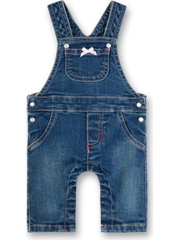 Sanetta Kidswear Tuinbroek donkerblauw
