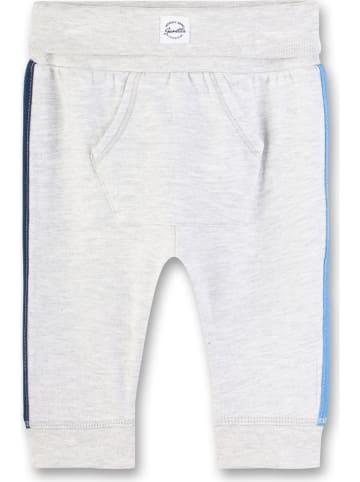 Sanetta Kidswear Sweatbroek lichtgrijze