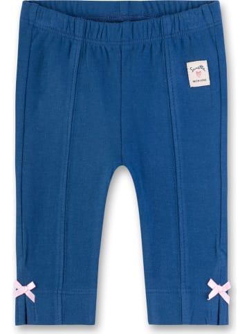 Sanetta Kidswear Legginsy w kolorze niebieskim