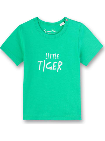 Sanetta Kidswear Koszulka w kolorze zielonym