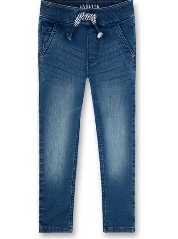Sanetta Kidswear Jeans in Blau