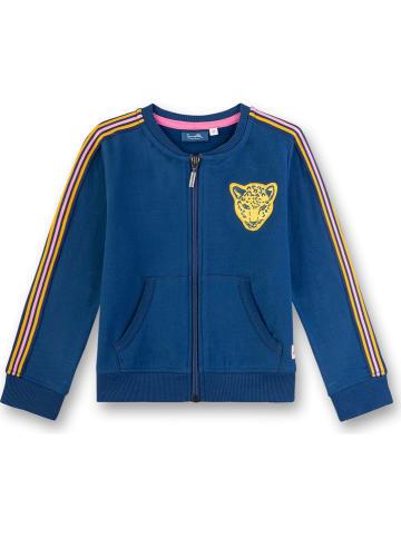 Sanetta Kidswear Sweatjacke in Blau