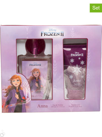 "Disney 2-delige set: ""Frozen II Anna Castle"" - eau de toilette en douchegel"