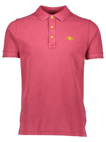 Replay Poloshirt rood