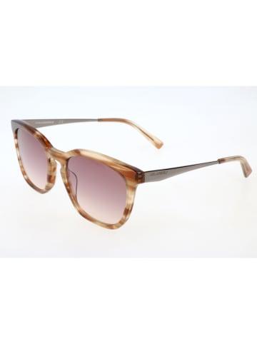 Karl Lagerfeld Dameszonnebril lichtbruin-zilverkleurig/lichtroze