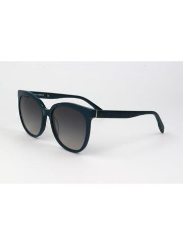 Karl Lagerfeld Dameszonnebril petrol/zwart