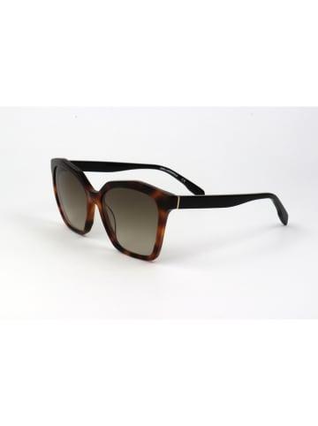 Karl Lagerfeld Damen-Sonnenbrille in Braun