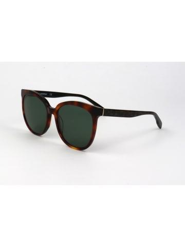 Karl Lagerfeld Dameszonnebril bruin/groen