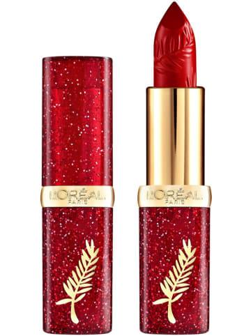 """L'Oréal Paris Lippenstift """"Color Riche Cannes Edition - 357 Red Carpet"""", 3,6 g"""