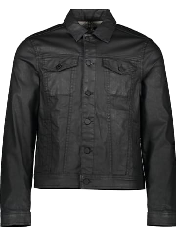 Karl Lagerfeld Spijkerjas zwart
