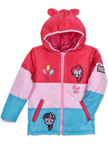 """My Little Pony Kurtka zimowa """"My Little Pony"""" w kolorze różowym"""