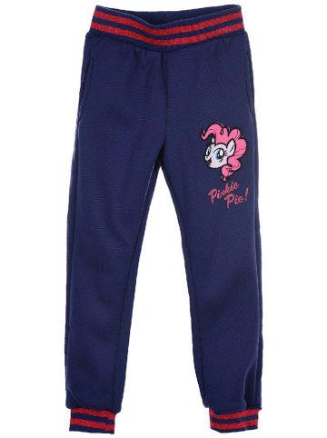 """My Little Pony Spodnie dresowe """"My Little Pony"""" w kolorze granatowym"""