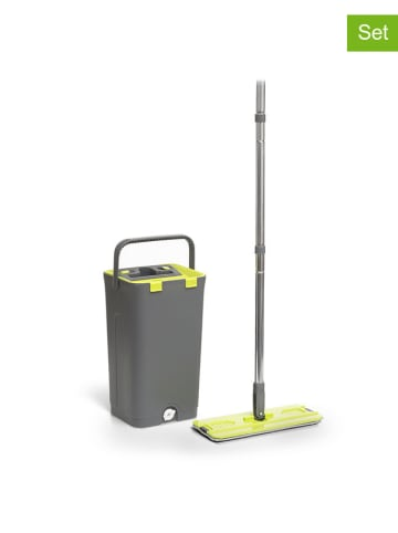 InnovaGoods 8-częściowy zestaw do sprzątania